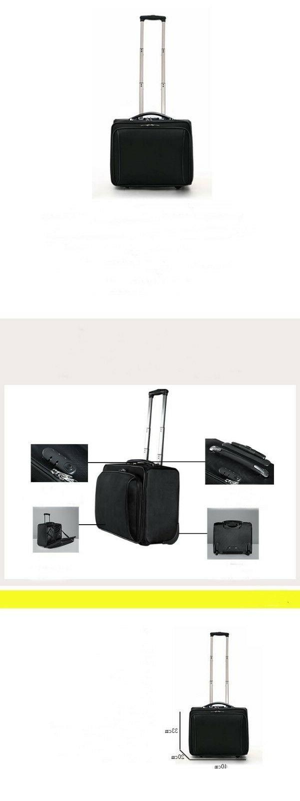 Travel Business Bag Wheeled Carry Computer