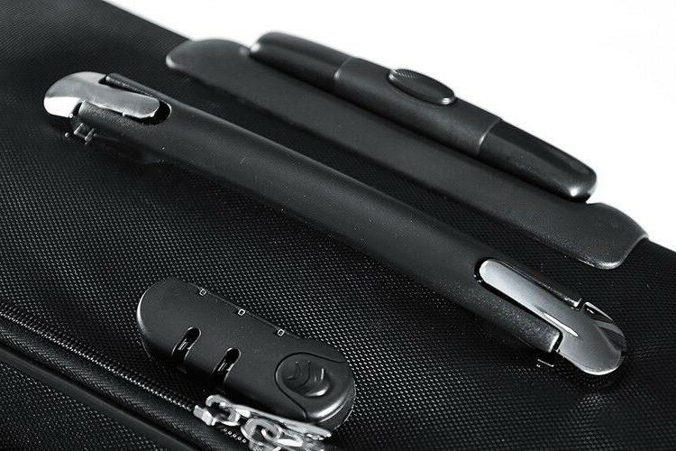 Travel Business Rolling Bag Briefcase Carry Computer Laptop