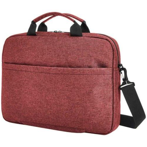 "AmazonBasics Urban Laptop Tablet Case Bag 16.25x11.5x0.75"" Durable"