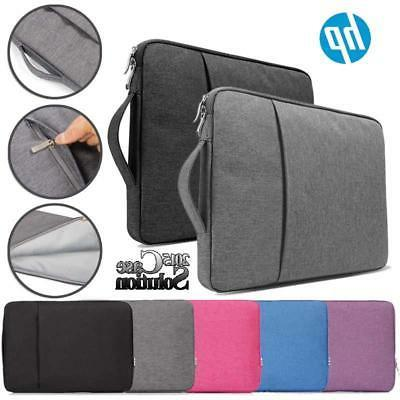 """For Various 15.6"""" HP ENVY Spectre Carry Laptop Sleeve Pouch"""