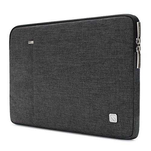 "NIDOO Sleeve Portable Bag 14"" Notebook 14"" Lenovo E480 Yoga 920 Microsoft Surface Grey"