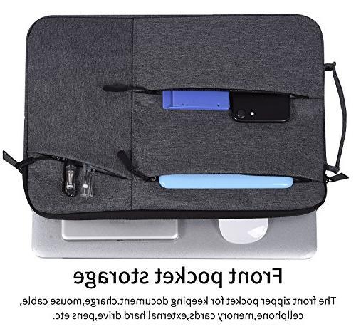 15.6 inch Water Resistant Bag Acer VivoBook, Toshiba, Inspiron, Lenovo, Grey
