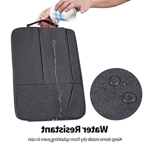 15.6 inch Premium Resistant Bag Handle Acer VivoBook, Lenovo, Protective Grey