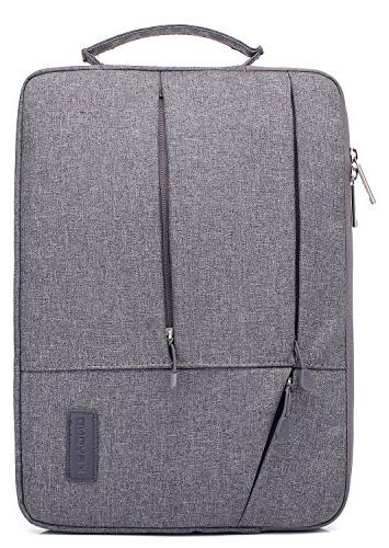 kayond Nylon Inch Laptop Sleeve-Gray