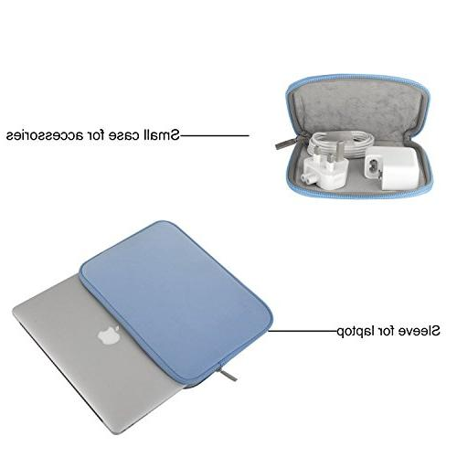 MOSISO Repellent Sleeve Bag Cover Compatible 15-15.6 Pro, Notebook Case,