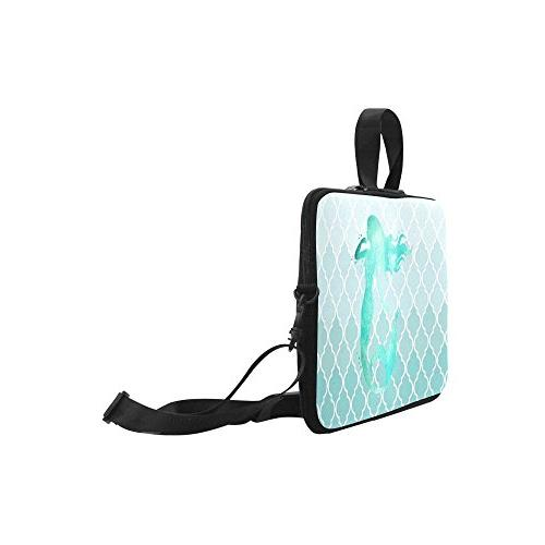 InterestPrint with Waterproof 15 15.6 Inch Sleeve Case Shoulder Handle & for HP Thinkpad Acer Tablet