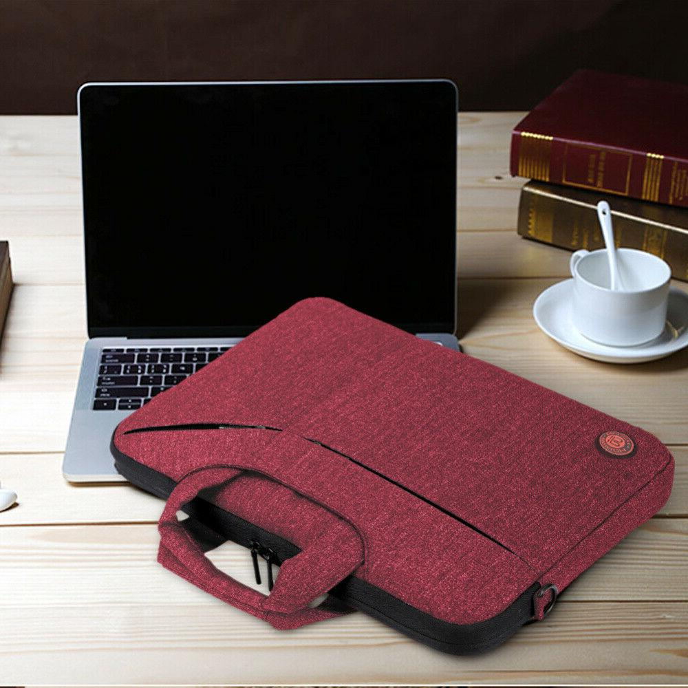 BRINCH Laptop Messenger Case