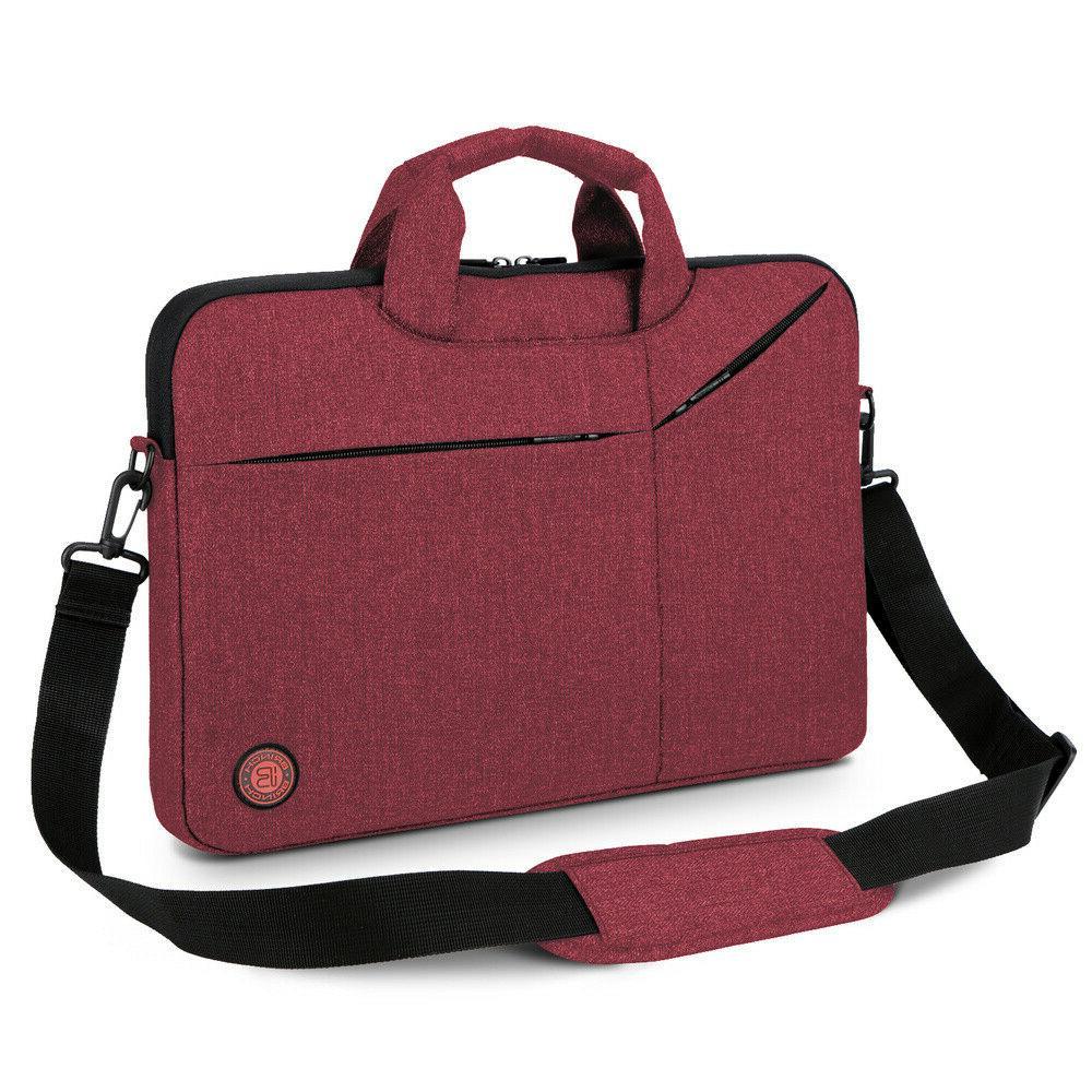 BRINCH Laptop Messenger Shoulder Bag Sleeve