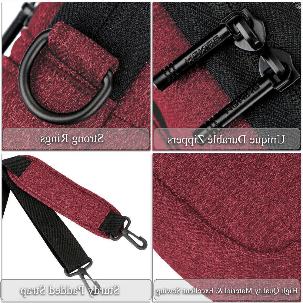 BRINCH Messenger Shoulder Bag Sleeve Case