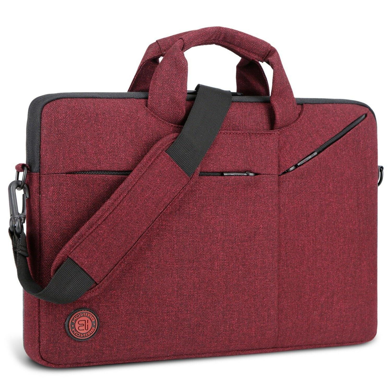 BRINCH Laptop Messenger Shoulder Sleeve