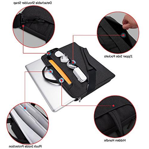 Fabric Laptop Notebook Case Compatible Macbook / Protective ASUS Acer Lenovo HP Chromebook,