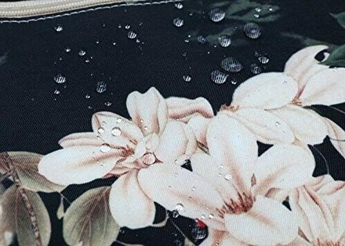 Waterproof Bag DACHEE Black Patten
