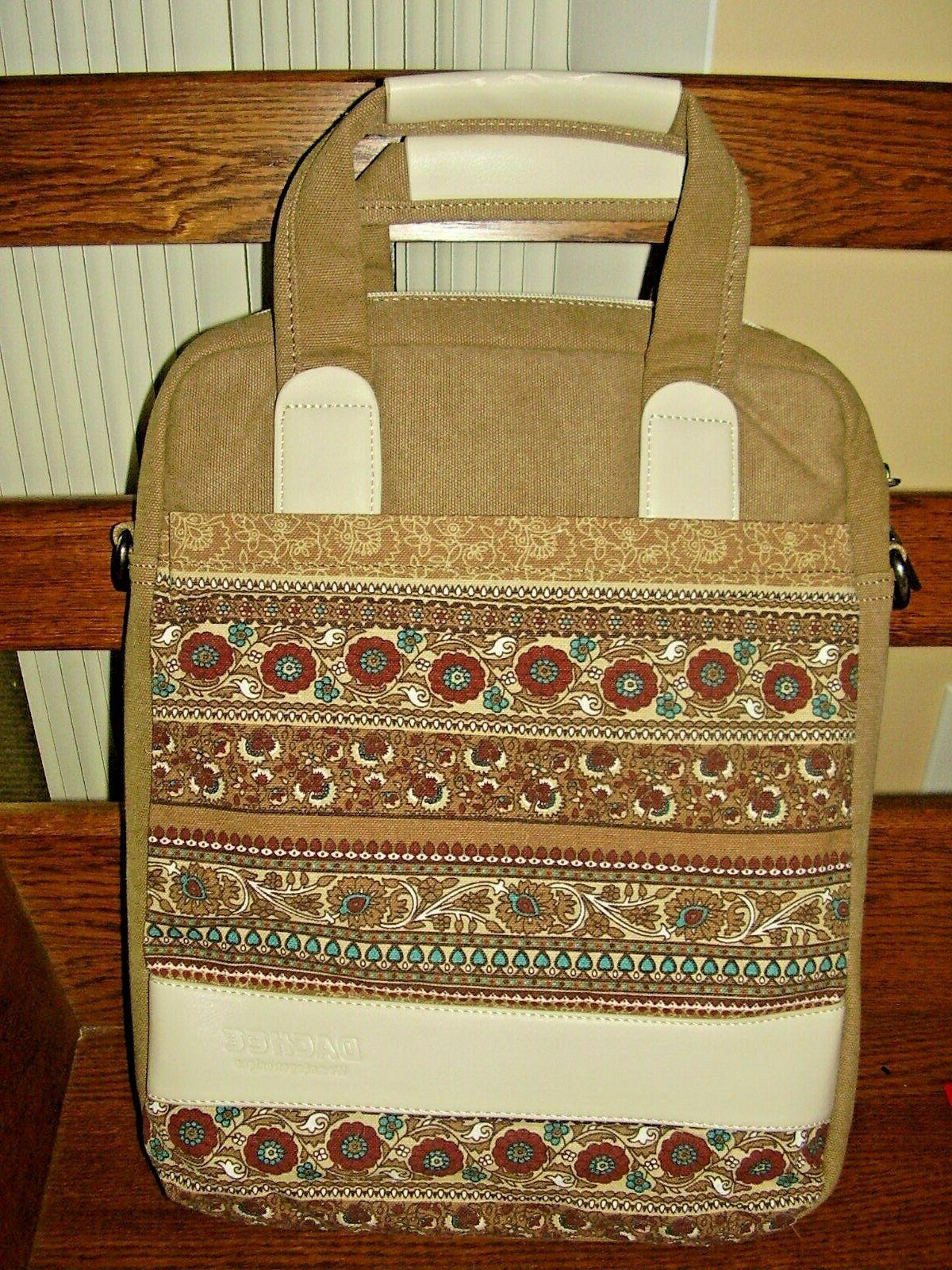waterproof laptop shoulder messenger bag case 9
