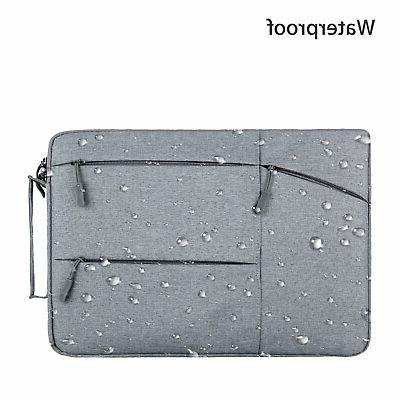 Waterproof Laptop Sleeve Case Carry Cover for Macbook Air Pro