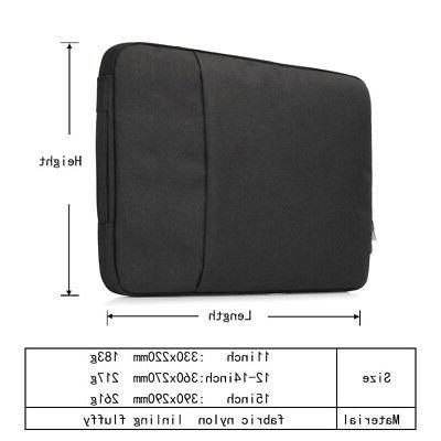Waterproof Carry Cover for Macbook Air Pro 15