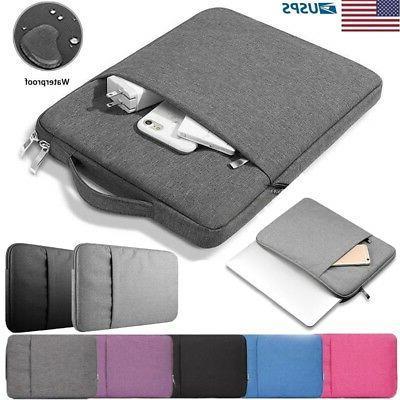 waterproof laptop sleeve case carry cover bag