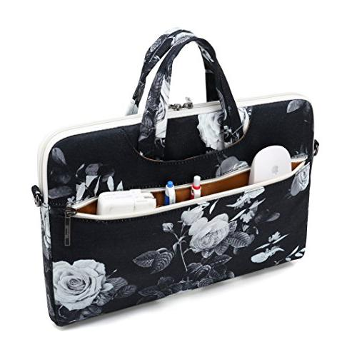 Canvaslife Waterproof Laptop Bag Case for 11 Inch 13 Inch Laptop and Macbook Air /12/ 13