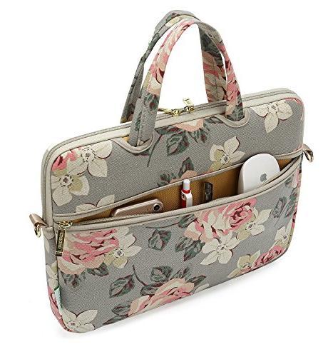 kayond Canvas Fabric14 inch Shoulder Bag
