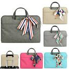 Women's Laptop Computer Tote Case Pouch Notebook Carrying Ba
