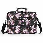 """Women13.3""""15.6"""" Laptop Shoulder Messenger Bag Computer Case"""
