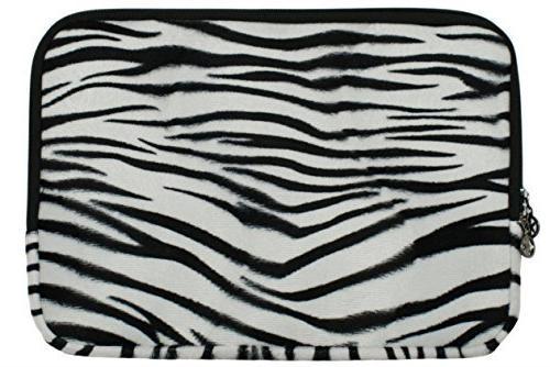 zebra animal print faux fur