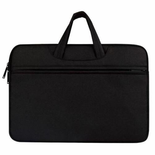ZIMOON Laptop Bag For Macbook 13 15 Waterproof Notebook Case