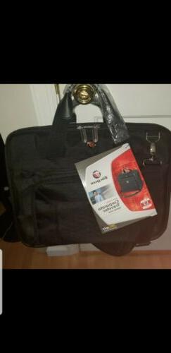 """Targus Zip-thru Corporate traveler Laptop Case. 13"""""""