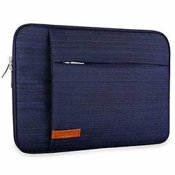Lacdo 15 Inch Water Resistant Laptop Sleeve Case Compatible