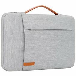 Lacdo 360° Protective Laptop Sleeve Case Briefcase For 13