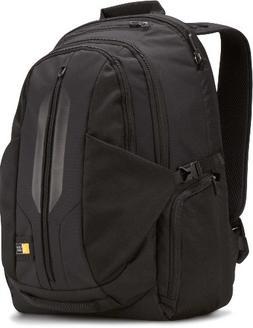 """Case Logic 17.3"""" Laptop Backpack Black"""