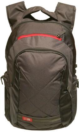 Laptop Backpack Case Logic DLBP-116 GRAY New