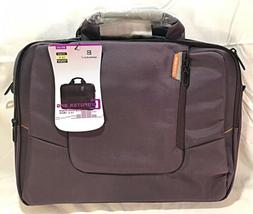 Laptop Bag 14.4 Inch BRINCH Stylish Fabric Laptop Messenger
