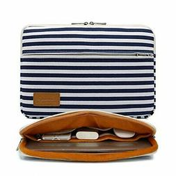 Laptop bag 15.6 inch Sleeve 15 inch Laptop Case Breton Strip