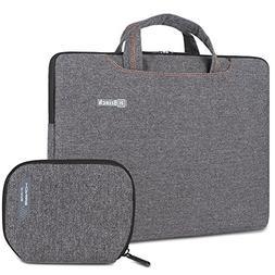 Brinch 15-15.6 Inch Laptop Bag, Slim Portable Water Resistan