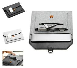 Laptop Bag Felt Sleeve Case 11-15,6 inch For Notebook Macboo
