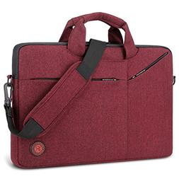 Laptop Bag,BRINCH Slim Water Resistant Laptop Messenger Bag