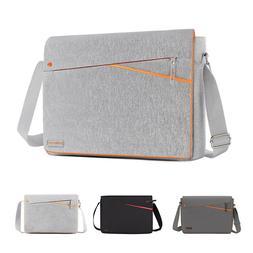 Mosiso Laptop Messenger Bag Men Women for Macbook Dell HP No