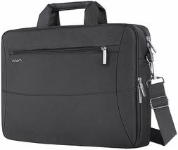 """Mosiso Laptop Bag Messenger Case 15.6"""" for Macbook Dell HP T"""