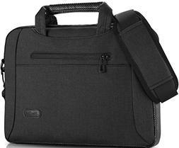 ProCase 11-12 Inch Laptop Bag Messenger Shoulder Bag Briefca