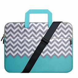 Laptop Case 17.3 inch, HESTECH Laptop Shoulder Bag for Women