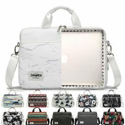 """Laptop Bag Shoulder Case 13""""14""""15"""" Handle Tote Pouch Cover P"""