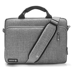 tomtoc Laptop Briefcase, 15-15.6 Inch Multi-Functional Lapto