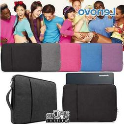 """Laptop Carry Pouch Sleeve Case Bag For 13 14"""" 15"""" Lenovo Chr"""