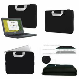 HESTECH Laptop Carrying Case Sleeve for 14''-15.6'' Water Re