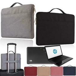 """Laptop Carrying Protective Sleeve case Bag For 10"""" to15"""" HP"""