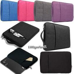 "Laptop Carrying Protective Sleeve case Bag For Various 10"" t"