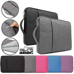 Laptop Carrying Sleeve Case Bag For Apple Macbook Air/Pro/Re