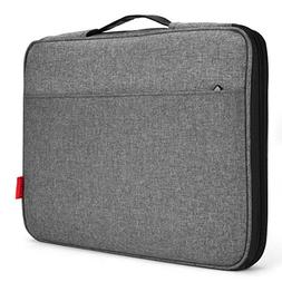 CoolBELL 15.6 Inch Laptop Case With Handle Ultra-book Sleeve