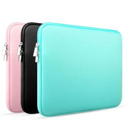 Laptop Case Bag Soft Cover Sleeve For 11''13''15.6'' Macbook