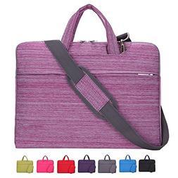 Laptop Case, Laptop Shoulder Bag, CROMI 15 - 15.6 Inch Simpl
